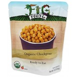 [Fig Food Company] RTE Beans Chickpeas  At least 95% Organic