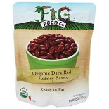 [Fig Food Company] RTE Beans Dark Red Kidney  At least 95% Organic