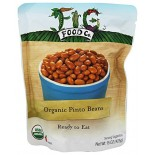 [Fig Food Company] RTE Beans Pinto  At least 95% Organic