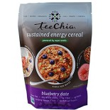 [Teechia] Sustained Energy Super Seed Cereal Blueberry Date
