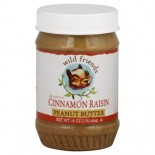 [Wild Friends] Peanut Butter Cinnamon Raisin