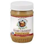 [Wild Friends] Peanut Butter Sesame Cranberry