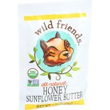 [Wild Friends] Sunflower Butter Honey  At least 95% Organic