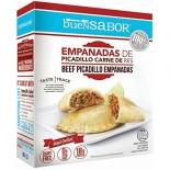 [Buen Sabor]  Empanadas, Beef Picadillo