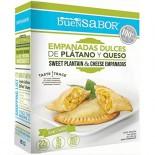 [Buen Sabor]  Empanadas, Plantain & Cheese