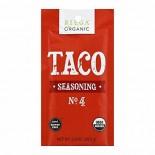 [Riega Foods] Gluten Free Seasoning Mix Taco  At least 95% Organic