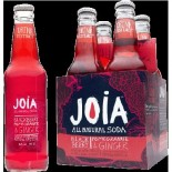 [Joia All Natural Soda] All Natural Soda Blackberry/Pomegranate/Ginger