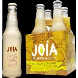 [Joia All Natural Soda] All Natural Soda Pineapple/Coconut/Nutmeg
