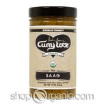 [Curry Love] Sauces Curry, Saag  At least 95% Organic