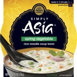 [Simply Asia] Soup Bowls, Heat & Serve Spring Vegetable