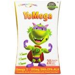 [Vitamin Friends]  YoMega Fish Oil & Flax Tangerine