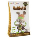 [Vitamin Friends]  YoMulti Gummies Chocolate