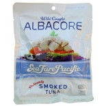 [Seafare Pacific] Wild Caught Albacore Tuna Smoked