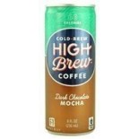 [High Brew Coffee]  Dark Chocolate Mocha, RTD
