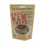 [Brads Raw Foods] Chips Sweet Potato  At least 95% Organic