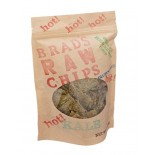 [Brads Raw Foods] Chips Kale Hot  At least 95% Organic