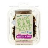 [Brads Raw Foods] Leafy Kale Vampire Killer w/Vegan Cheese  At least 95% Organic