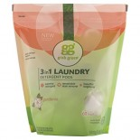 [Grab Green] 3-1 Laundry Detergent Gardenia, 60 Loads