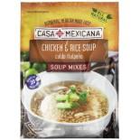 [Casa Mexicana] Seasoning Mixes Soup, Chicken & Rice
