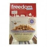 [Freedom Food] Cereal Ultra Maple Rice Crunch