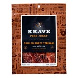 [Krave] Jerky Pork, Smoke Grilled Teriyaki