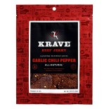 [Krave] Jerky Beef, Garlic Chili Pepper
