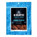 [Krave] Jerky Turkey, Lemon Garlic