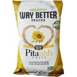 [Way Better Snacks] Sprouted Pitaaah Chips Pinch of Sea Salt