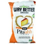 [Way Better Snacks] Sprouted Pitaaah Chips Smoked Havarti