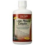 [Vital-Earth] Liquid Vitamins & Minerals Fulvic Mineral Complex
