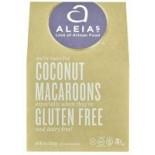 [Aleias] Gluten Free Cookies Coconut Macaroon