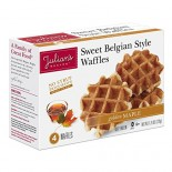 [Julian`S Recipe] Belgian Waffles Maple, 4pk