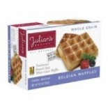 [Julian`S Recipe] Belgian Waffles Brussels Style, Whole Grain