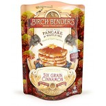 [Birch Benders] Pancake & Waffle Mix Six Grain Cinnamon  At least 95% Organic