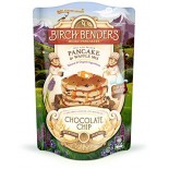 [Birch Benders] Pancake & Waffle Mix Chocolate Chip  At least 95% Organic