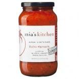 [Mia`S Kitchen] Pasta Sauce Bistro Marinara