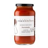 [Mia`S Kitchen] Pasta Sauce Portobello