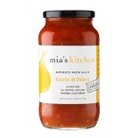 [Mia`S Kitchen] Pasta Sauce Garlic Onion