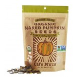 [Cb`S Nuts] Pumpkin Seeds Naked, Lightly Salted  100% Organic