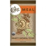 [Core] Hearty Oatmeal To Go Meal, Cashew & Cacao  At least 95% Organic