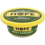 [Hope Hummus] Organic Hummus Spicy Avocado  At least 95% Organic