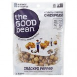 [Good Bean] Roasted Chickpeas Cracked Pepper, GF