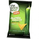 [Good Bean] Bean Chips w/Sweet Potato & Quinoa Jalapeno Cheddar