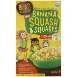 [Bitsy`S Brainfood] Cereal Banana Squash Squares  At least 95% Organic