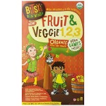 [Bitsy`S Brainfood] Cereal Fruit and Veggie 123  At least 95% Organic