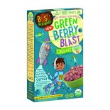 [Bitsy`S Brainfood] Cereal Green Berry Blast  At least 95% Organic