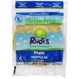 [Rudi`S Gluten Free Bakery]  Plain, 9 Inch/8 CT