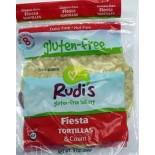 [Rudi`S Gluten Free Bakery]  Tortillas, Fiesta 8 Pack
