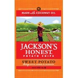 [Jacksons Honest Chips] Potato Chips-With Coconut Oil Sweet Potato