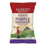 [Jacksons Honest Chips] Potato Chips-With Coconut Oil Purple Heirloom